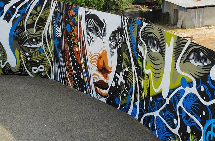 jaco art mural