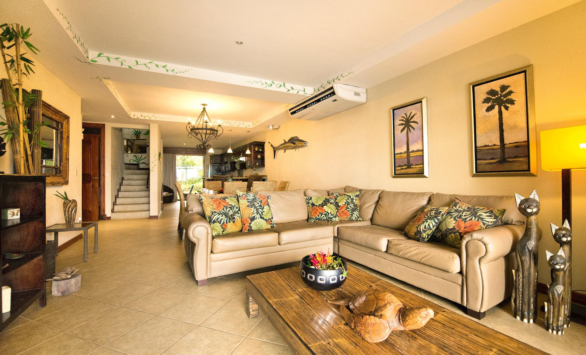 Beachfront home for Rent Jaco Beach — CP Properties Costa Rica