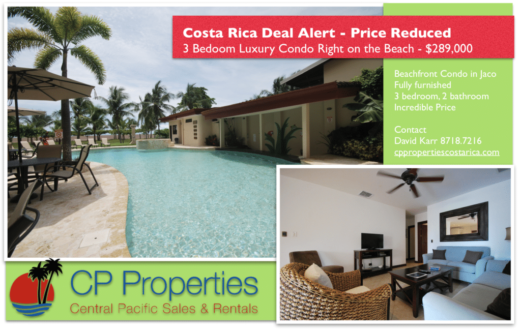 Tres Regalos condo for sale in Jaco